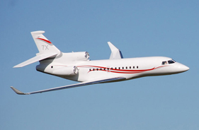 Kit FALCON 7X FRANCIS LAURENS - RC Jet model - Aviation Design
